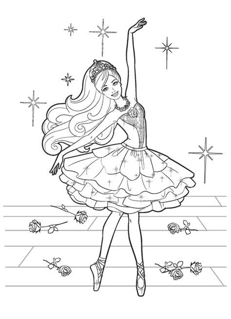 disegni da colorare ballerino sul palco
