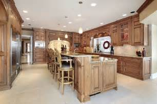 custom kitchen ideas 64 deluxe custom kitchen island designs beautiful