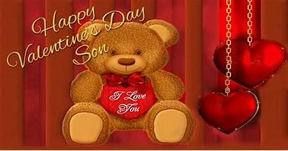 Son Happy Valentines Cards Llerrah