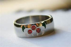 50 geeky wedding ideas themes infinigeek With geek wedding rings