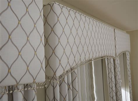 drapery cornices and valances upholstered cornices drapery connection