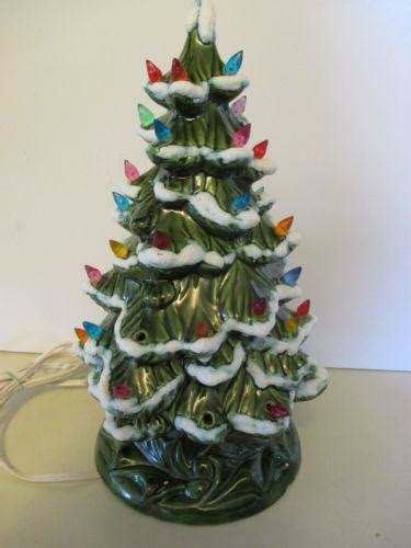 vintage table top christmas tree ebay