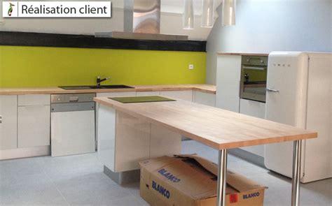 amenager sa cuisine aménager sa cuisine ouverte sur mesure le du bois