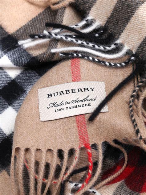 burberry schal herzen burberry karo herzen schal aus kaschmir schals 3993750 1 ikrix