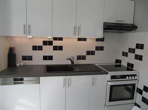 leroymerlin fr cuisine ma cuisine en noir et blanc communauté leroy merlin