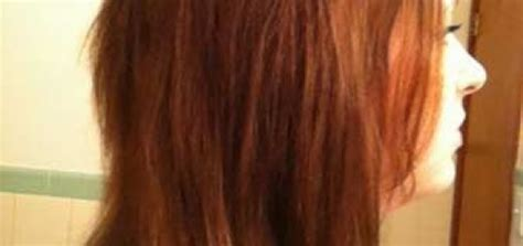 My New Hair Colour! Intense Red By Garnier Olia.