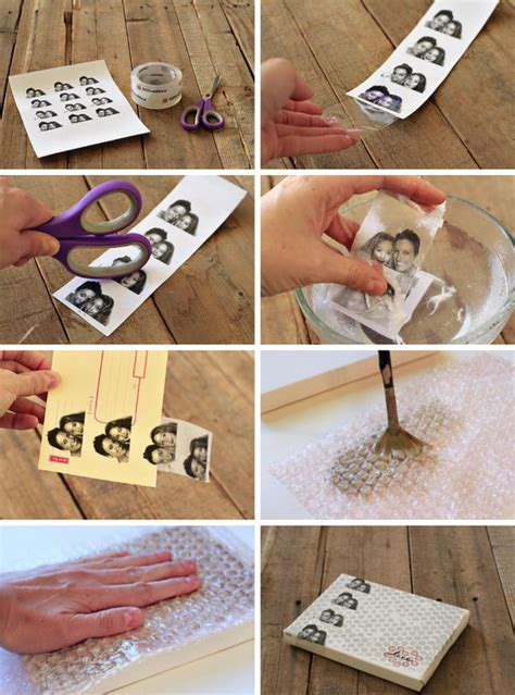 50+ Awesome Diy Image Transfer Projects 2017