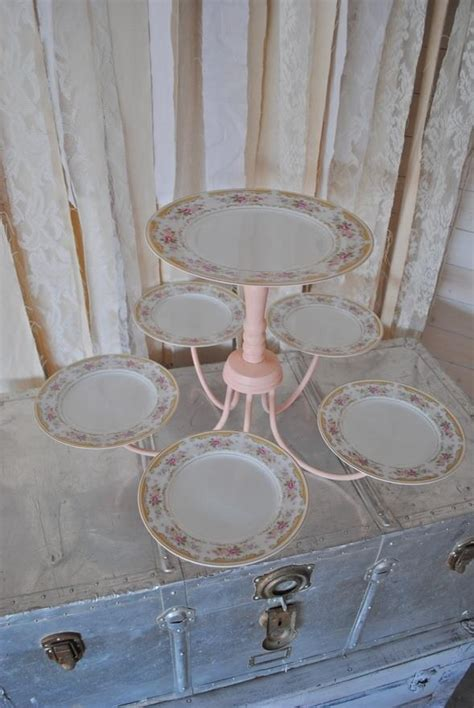chandelier cake stand craft ideas