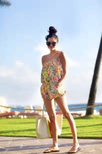 Beach Outfit Ideas Rompers