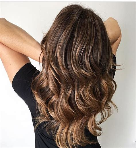 Espresso Hair Color With Caramel Highlights by Espresso And Caramel Color By Sadieface Hair