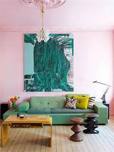 Vert D Eau Couleur : tendance la couleur vert d 39 eau en d co laurie lumi re ~ Mglfilm.com Idées de Décoration
