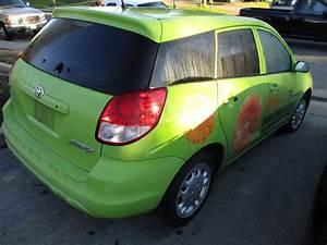 2003 Toyota Matrix Lime Green 1 8l Mt Z15092