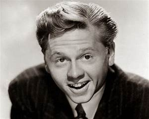 Legendary Actor Mickey Rooney Dies at Age 93 ...