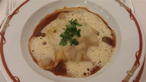 formation cuisine gastronomique dîner gastronomique et pas trop cher en école hôtelière