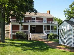 Historic Structures at Appomattox Court House