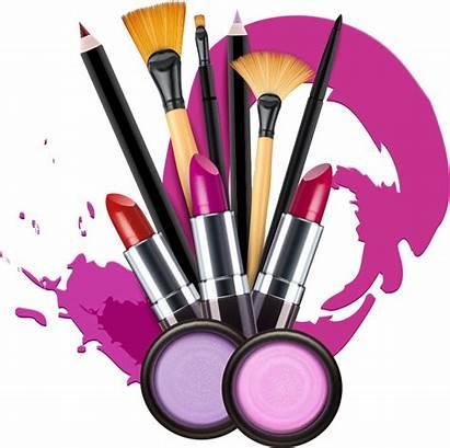 Makeup Clipart Transparent Clip Cosmetics Lipstick Vector
