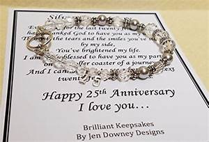25th wedding anniversary gift for wife jewelry store With 25th wedding anniversary ring for wife