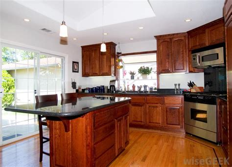 What Is A Kitchen Island? (with Pictures