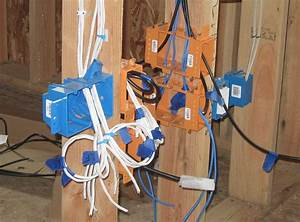 Low Voltage Wiring Box