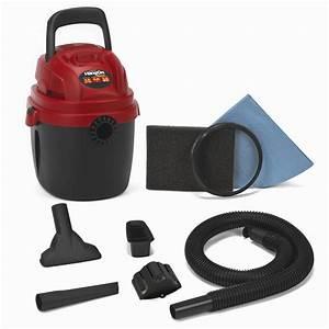Shop-vac 1 5 Gal Wet  Dry Vacuum  2030127