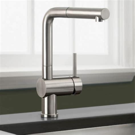 sleek  contemporary faucets    modern