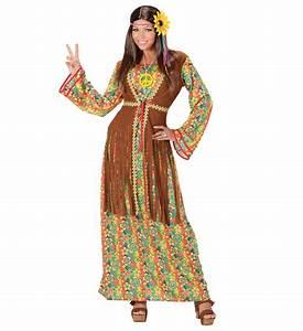 Hippie Look 70er : hippie kleid hippie kost m flower power 60er 70er jahre bunt damen kost m kk ebay ~ Frokenaadalensverden.com Haus und Dekorationen