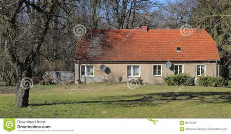 Former Turkey Barn On Palace Grounds In Griebenow
