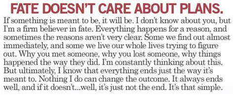 Fate Love Quotes Tumblr