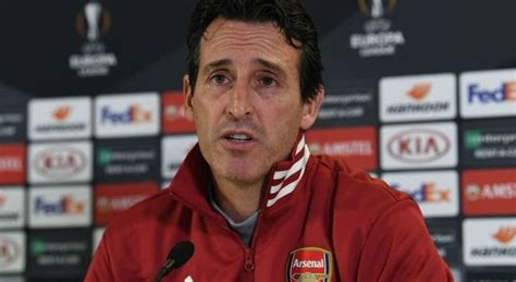 Unai Emery urges 'angry and disappointed' Arsenal fans to ...