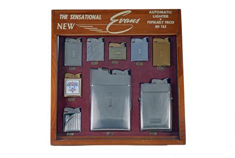 wwwvintage evans  classic cigarette lighterscom