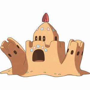 Palossand (Pokémon) - Bulbapedia, the community-driven ...