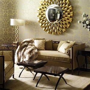 Wood and mirror wall decor d?cor ideas
