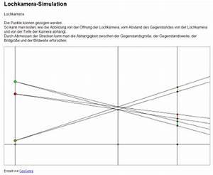 Bildweite Berechnen : 0809 unterricht physik 7d optik ~ Themetempest.com Abrechnung