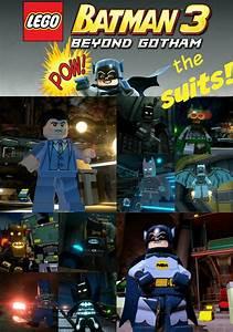 Team Calendar Lego Batman 39 S Suits In Lego Batman 3 Living Mi Vida Loca