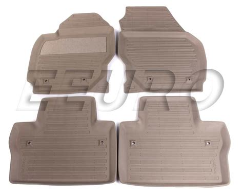 volvo floor mats xc70 volvo xc70 floor mats all weather floor matttroy