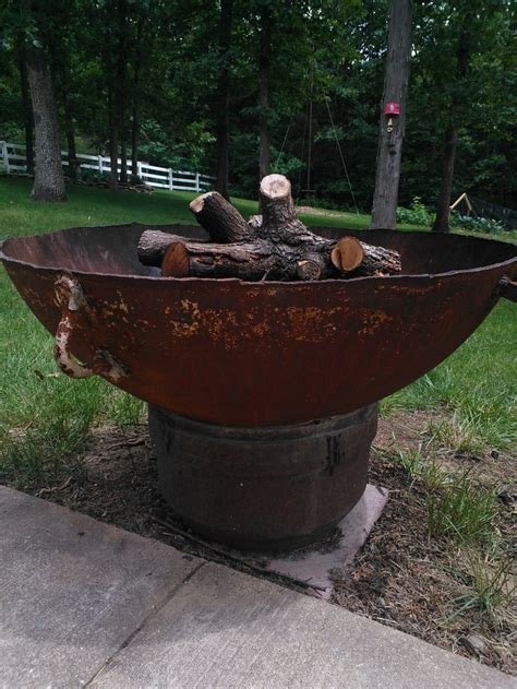 propane tank pit 17 best images about scrap metal ideas on