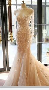 custom made hot sell sweetheart mermaid elegant appliques With floral wedding dresses for sale
