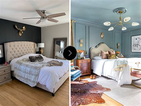 bedroom turns   modern traditional