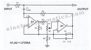 50 Hz Ripple Filter Circuit