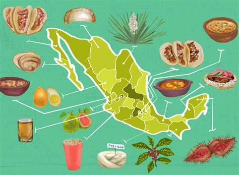 guide cuisine a state by state guide to mexico 39 s extraordinary cuisine