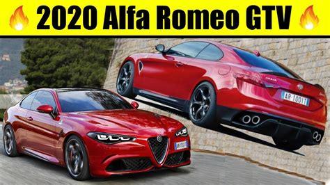 The New Alfa Romeo by New 2020 Alfa Romeo Gtv