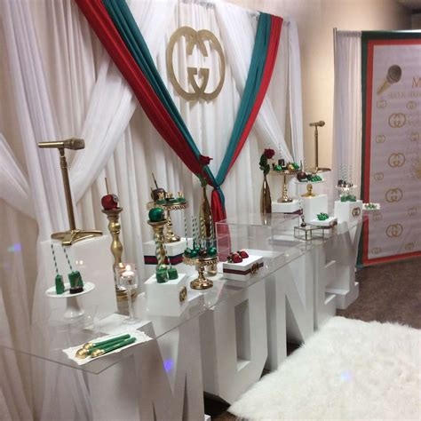 gucci birthday party ideas photo 2 of 16 catch my party
