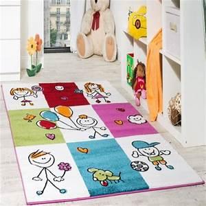 Tapis Enfant Pas Cher : tapis pour chambre de b b et chambre d 39 enfant tapis pas ~ Dailycaller-alerts.com Idées de Décoration