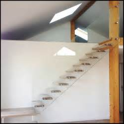 Rambarde Escalier Verre by Garde Corps En Verre Righetti