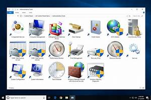 Administrative Tools  What It Is And How To Use It