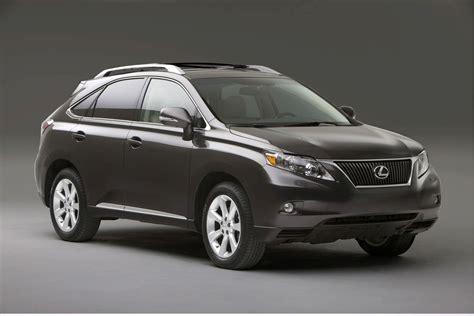 2012 Lexus Rx 350 Review, Prices & Specs