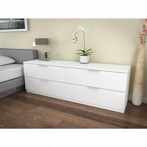 Commode 160 Cm : meuble bas pour chambre maison design ~ Teatrodelosmanantiales.com Idées de Décoration