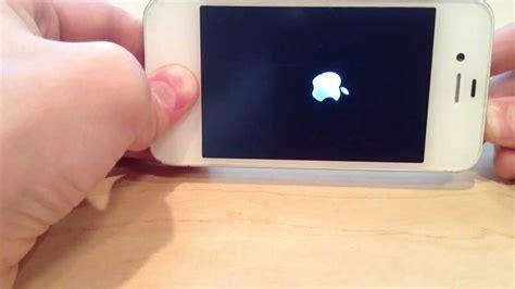 iphone won t shut iphone 4s won t turn fix