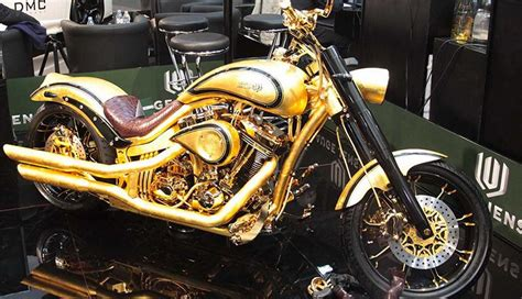 Most Expensive Motorbike In 2014