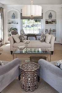 Papyrus home design chic living room with multiple for Several living room ideas can count